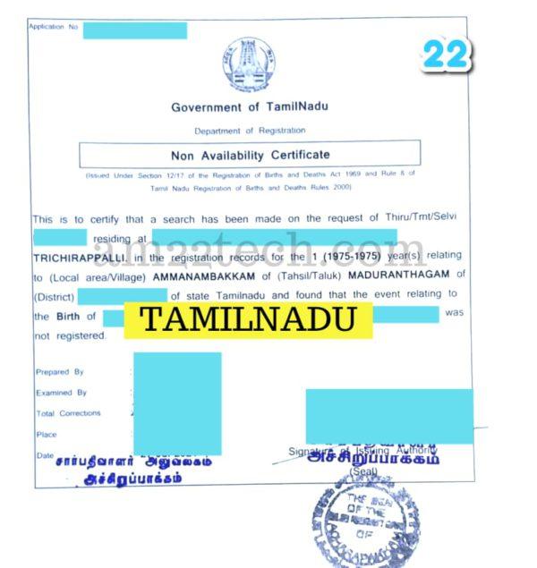 NABC from Tamilnadu India