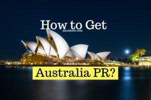 How to get Australia PR easily